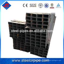 2016 Nuevos productos tubo cuadrado de acero inoxidable 304