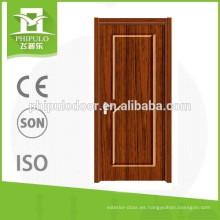 Fabricante de puertas en China star puertas de PVC.