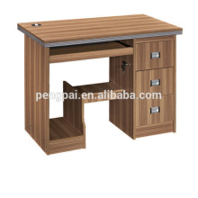 Wholesale Tempered clear computer desk for study table