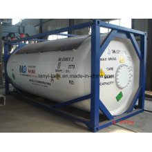R134A, R22, R152 Refrigerant Gas Tank Container with Valves and Level Gauage