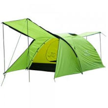 Silver Coated Outdoor Family Camping Tent