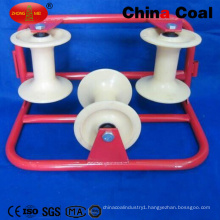 Zmcp Cable Ground Roller Pulley Cable 4.8kg