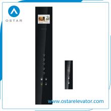 Glass Touch Elevator Cop, panel de operación de la cabina de elevación (OS42)
