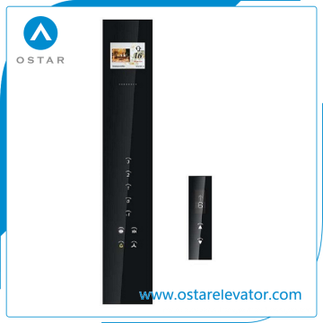Glass Touch Elevator Cop, Lift Cabin Operation Panel (OS42)