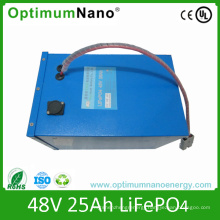Lithium Battery 48V 25ah Electric Tricycle Battery