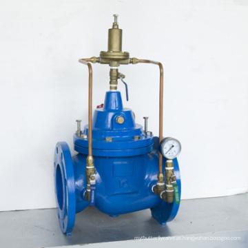 Provedor de Água e Válvula de Manutenção de Pressão