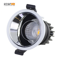 COB Led Module Downlight Ring en heatsink gescheiden