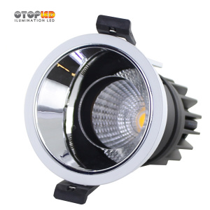 COB Led Modul Downlight Ring och Heatsink Separat