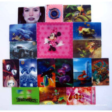 2015 Colorful 3D Cartoon Sticker for Decoration
