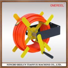 Open Side Steel Air Water Hose Reel