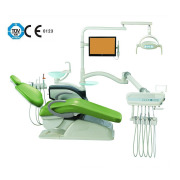 Dental Unit with Linak Motor and LED Light (High class)