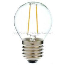 1.5W G45 Clair Dim E26 120V LED Lumière
