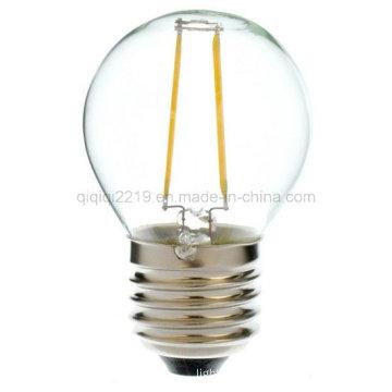1.5W G45 Clear Dim E26 120V LED Light