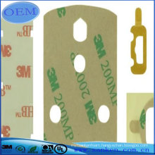 Promotional die cut electrical conductive adhesive
