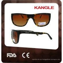 Gafas de sol Fabricante Acetato polarizado Sunglas