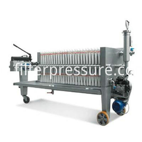 Stainless Filter Press20