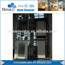 3 Persons 250KGS Villa elevator, home elevator, home lift for sale