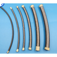 Industrial Grade PTFE Lined Steel Pipe