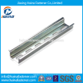 China supplier High Strength Best Price Typical Metal Framing Channel/Steel Guideway