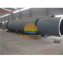 Máquina do secador profissional turfa projeto especial com grande capacidade