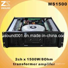 High Watts 1500W PA Power Amplifier