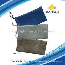 PU sunglasses leather pouch