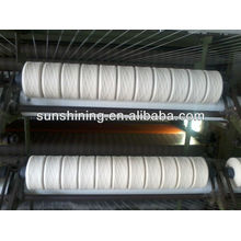 100% 250TEX/1 pure NZ wool yarn raw white for carpet