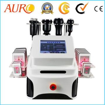 Máquina de la belleza del vacío de la liposucción del laser Au-62