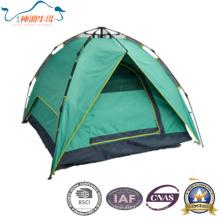 Barracas de acampamento automáticas Easy-Open barraca impermeável