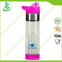 24oz Infuser Wasserflasche für 2015 Tritan New Material