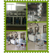 PVC wood free foaming sheet production line/ production machine