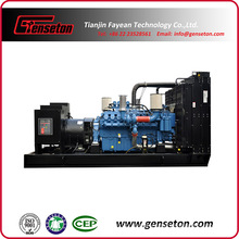 Silent Diesel Engine Mtu Power Generaor Genset