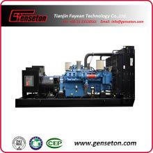 Silent Diesel Engine Mtu Power Generaor Genset