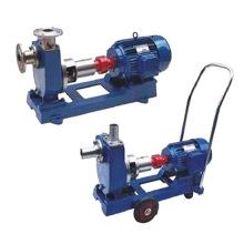 Pompe à eau à pompe auto-amorçante en acier inoxydable