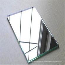 Comprar grandes espelhos de parede, espelhos decorativos do espelho
