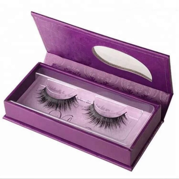 Luxury Custom False Eyelashes Packing Box For Girls
