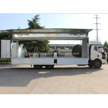 Wing Opening Vehicle Box Body Truck Semitrailer
