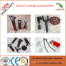 Good quality thinker spare parts