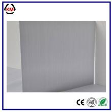 ODM for Laminated Mirror Aluminum Brushed finished aluminum sheet for sign export to Italy Wholesale
