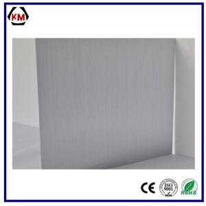 Best quality and factory for Offer Brushed Aluminum,Blue Film Mirror Aluminum,Laminated Mirror Aluminum From China Manufacturer Brushed finished aluminum sheet for sign export to Swaziland Wholesale