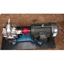 Bomba de aceite del sistema de lubricación externa accionada por engranajes