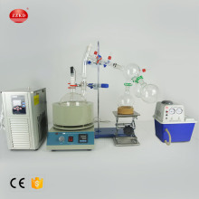 Vacuum Distillation Equipment For Essential Oil