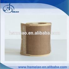hear resistant ptfe teflon coated ptfe fiberglass mesh conveyor