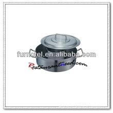 S367 Composite Bottom Hot Pot com tampa