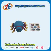 Chine fournisseur plastique mini vent up spider toy