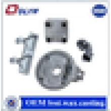 Fabricación de piezas de recambio de cuerpo de válvula de acero inoxidable de OEM OEM piezas de fundición de cera perdida