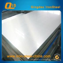 Folha de aço inoxidável laminada a frio 316L