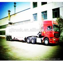 Camión de la cabeza del tractor de 6x4 380Hp Shacman / camión del tractor de Shacman / camión de la cabeza del tractor de Shannqi / motor principal de Shacman / camión de la grúa de Shacman