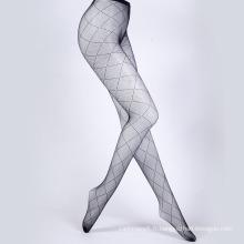Dames sexy résille collants résille de maille collants (FN001)