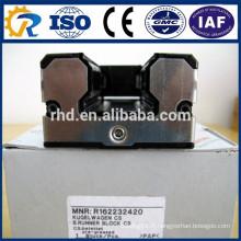 Rexroth CNC Parts Runner Block R162232420 Barre de guidage linéaire